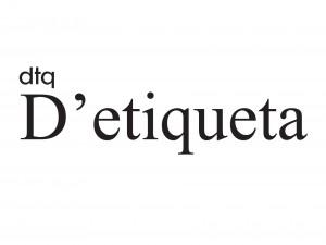 5 logo D'ETIQUETA 43