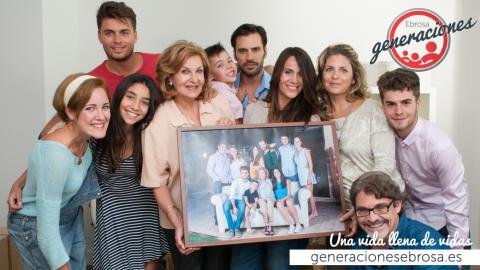 Spot Generaciones Ebrosa