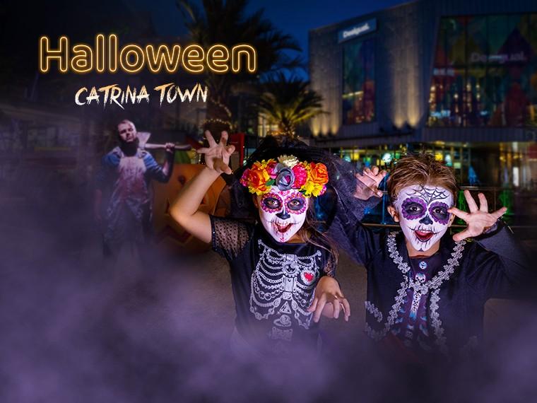 Campaña de Halloween para Puerto Venecia