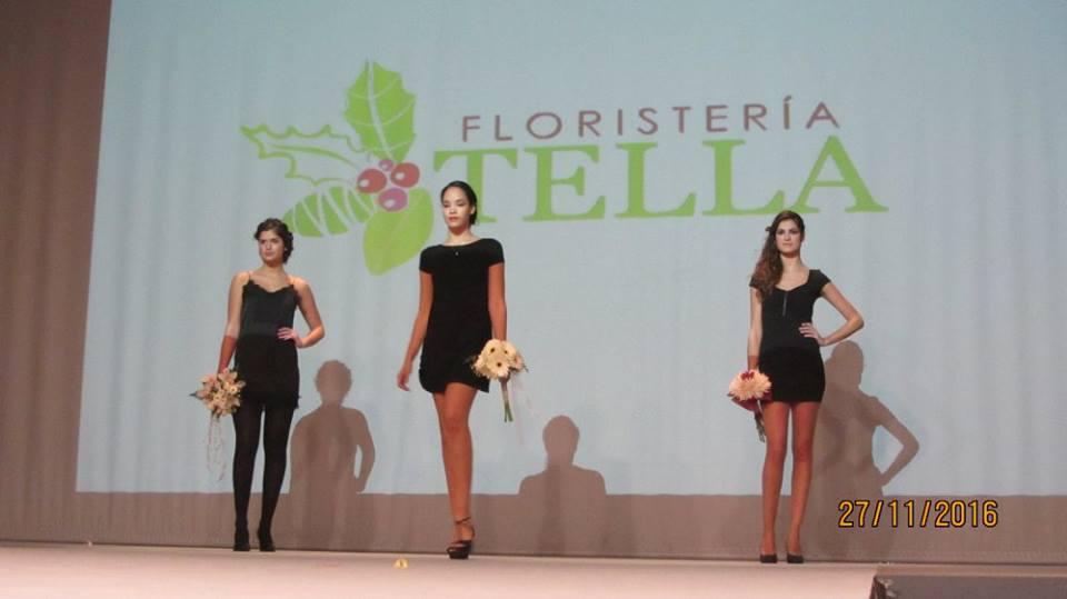 Desfiles en la Feria de Salonovios 2016