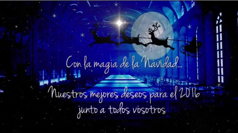 ¡Feliz Navidad y Próspero Año 2016!