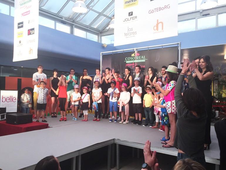 II Pasarela de moda de Coso Real en Huesca
