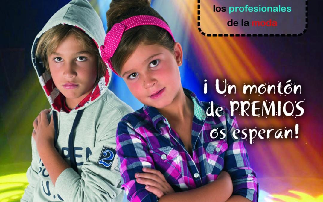 """Pasarela Infantil """"El Caracol"""" 2016"""