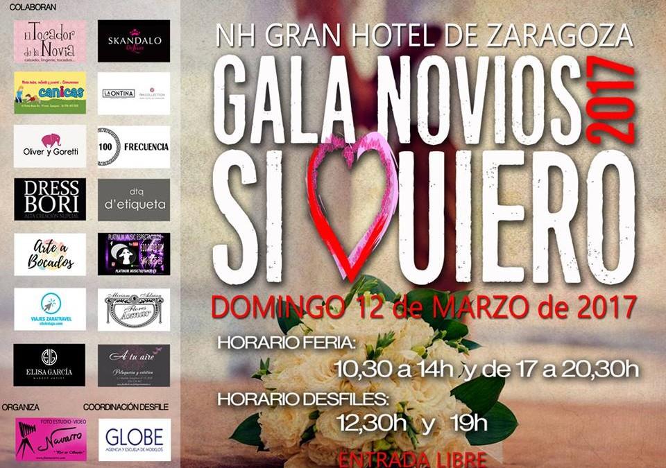 Gala Si quiero 2017 en el Gran Hotel de Zaragoza