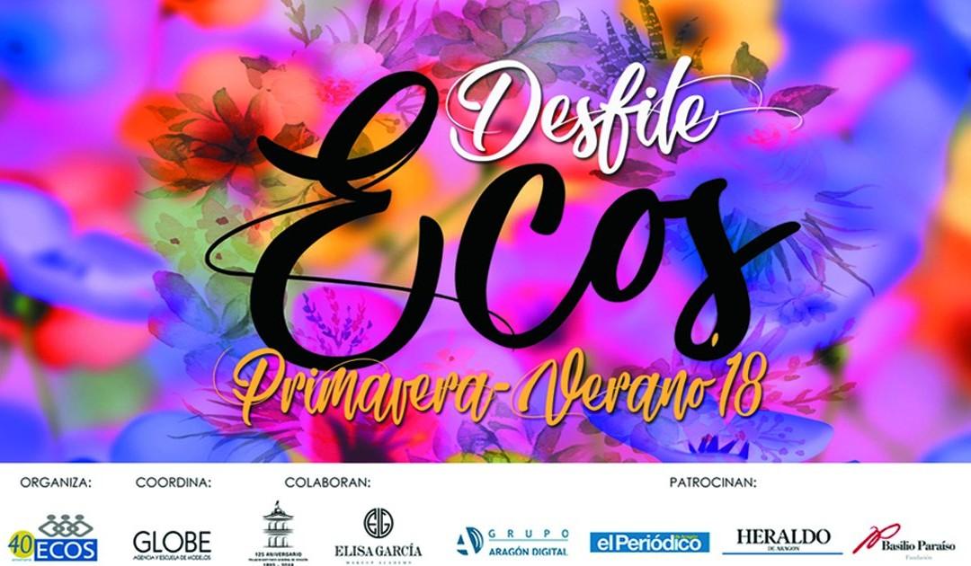 Desfile ECOS primavera verano 2018