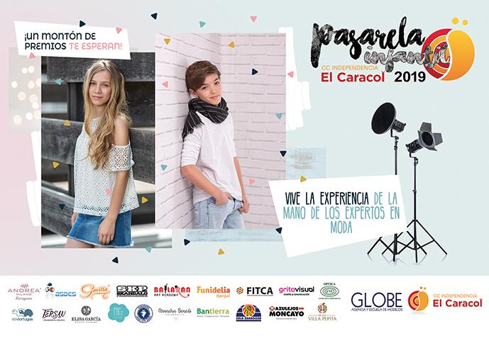 Listado Semifinalistas PASARELA INFANTIL EL CARACOL 2019