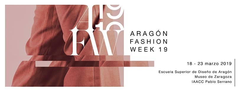 Llega la Aragón Fashion Week 2019