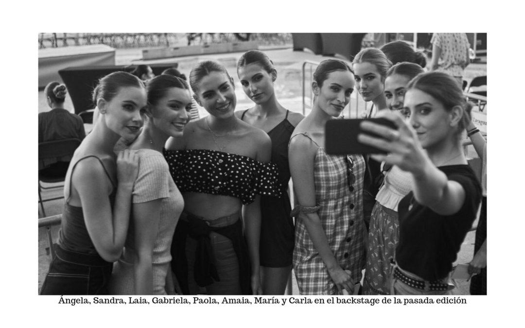 Desfile de modelos «Aguja Goyesca»