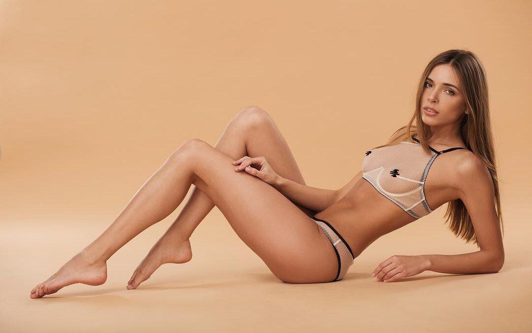 Valeria, modelo in town